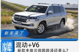 混动+V6 新款丰田兰德酷路泽还香么?