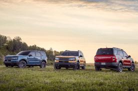 """牧马人的劲敌""""复活"""":新款硬派越野SUV 福特Bronco"""