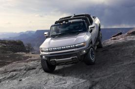 油老虎变环保先锋 HUMMER EV正式发布