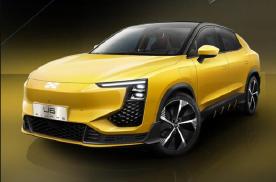 新能源纯电动汽车玩潮之作 爱驰U6成年轻用户专属座驾
