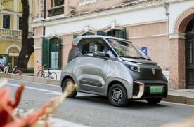 五菱推纯电动,售价不到3万,每分钟卖出1.2台,人民的代步车