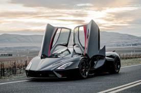 极速482.8km/h,量产车世界纪录