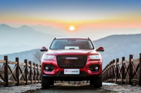 1月SUV销量排行榜:自主、日系称霸,德系品牌威风不再?