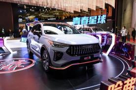 哈弗赤兔预售 大狗2.0T上市,2021上海车展哈弗多车型发