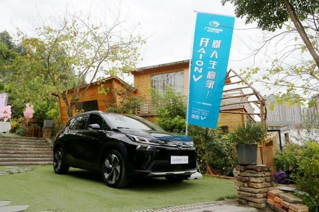 纯电汽车该怎么选?广汽新能源Aion V实力不俗,确实不好模仿