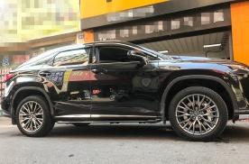 雷克萨斯RX300改装TEI Racing P60NS刹车卡