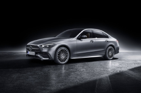 顶级豪车的替代品,全新奔驰C级应用了S级哪些技术?