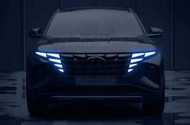 全新现代途胜内饰谍照曝光  新车将在北京车展首发