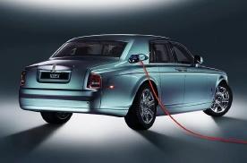 劳斯莱斯全新豪华电动车将于今年发布