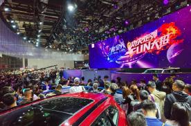 """""""5+5""""史上最强阵容 长城汽车超级航母2021上海车展大秀"""