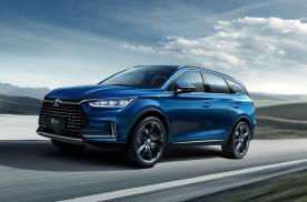 27.95万起,动力大幅升级,2021款唐EV新增车型上市