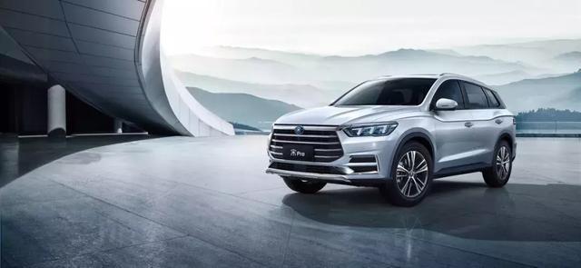 价值远超价格,宋Pro燃油版携黑科技树立十万级SUV品智新标杆