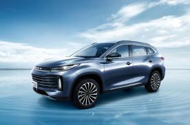 全新一代星途TXL上市,在中型SUV领域再发力