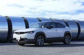马自达纯电新SUV有对开门车身、榻榻米内饰,续航却仅有256
