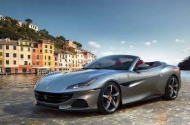 法拉利发布Portofino升级款,性能更强,明年上市