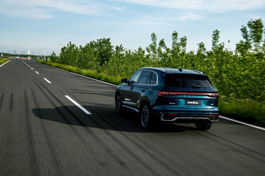 14.8-18.8萬元,SUV顛覆者吉利星越L開啟全球預售
