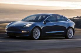 一季度新能源乘用车销量排行榜出炉 特斯拉仍居榜首