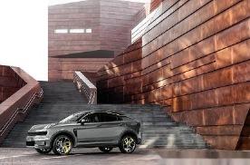 最具性价比轿跑SUV上市,领克05售价仅17.58万起