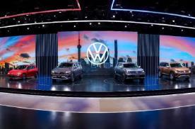 """抢占SUV市场""""红利"""",大众汽车上海车展全球首发3款SUV"""