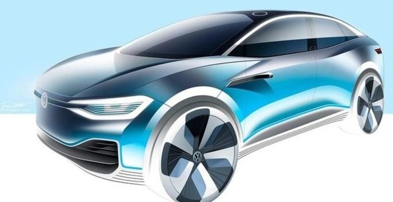 要和途昂说再见了?大众将推出全新中大型SUV ID.8,或将取代途昂