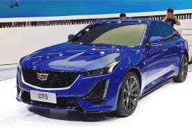 「汽车导购」30万想买运动轿车?凯迪拉克CT5能够满足你!