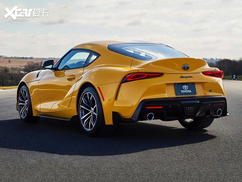 丰田(进口)2021款丰田Supra