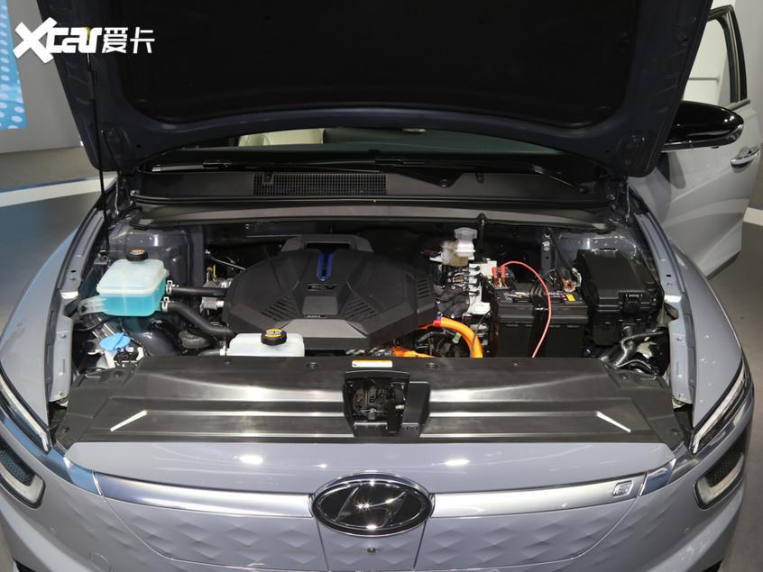 北京现代2021款名图 纯电动