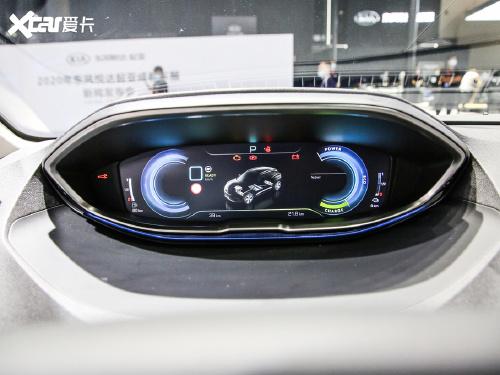 2020款 标致4008新能源 1.6T PHEV 三擎豪华版
