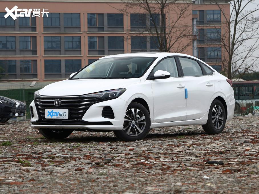 2021款逸动 PLUS 1.6L GDI CVT豪华型