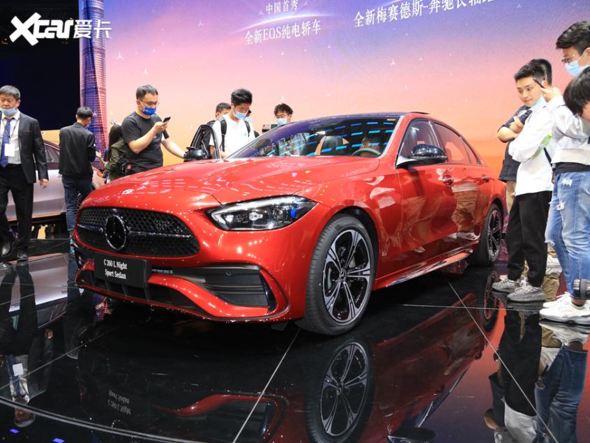 北京奔驰2022款奔驰C级