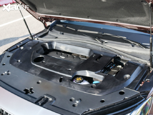2021款 MG领航 400TGI 自动两驱Trophy旗舰版
