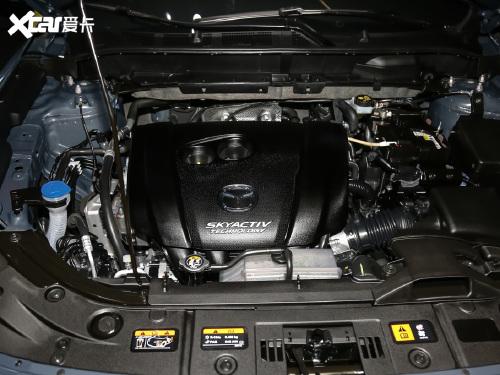 2021款 马自达CX-5 2.5L 自动四驱黑骑士