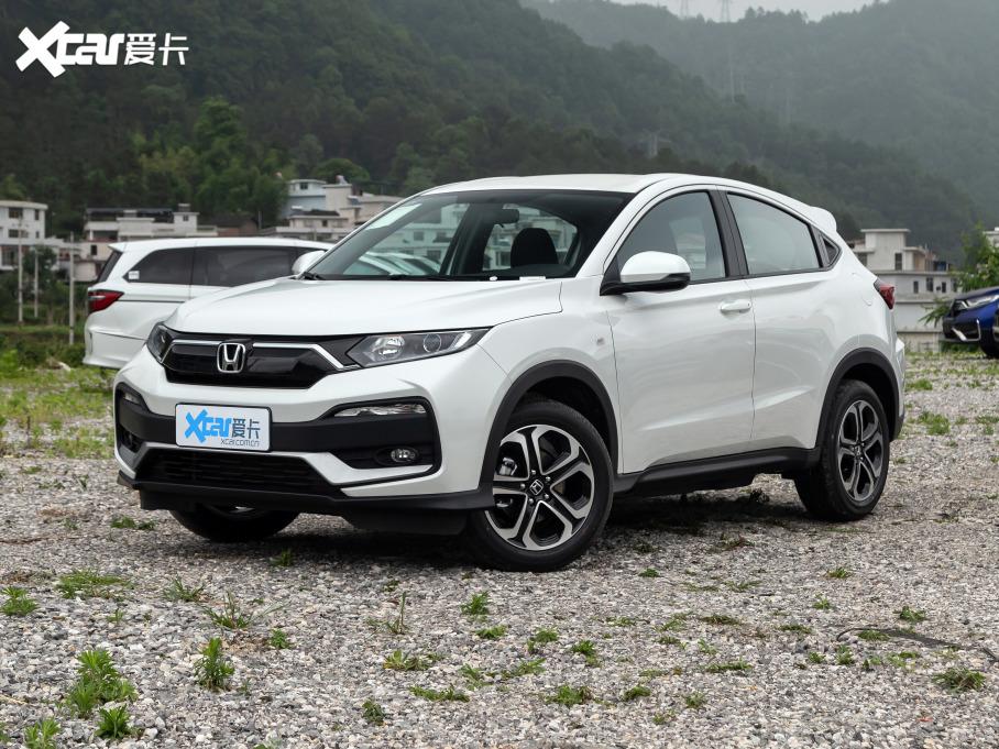 2021款本田XR-V 1.5L 手动经典版