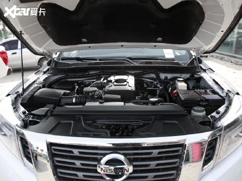 2021款 纳瓦拉 2.5L自动四驱尊贵型QR25