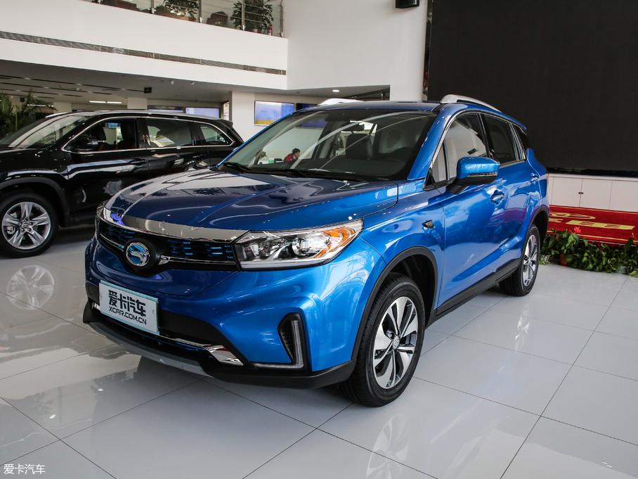 广汽ix4 EV火热促销中 17.74万起售
