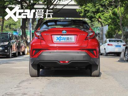 广汽丰田2020款丰田C-HR EV