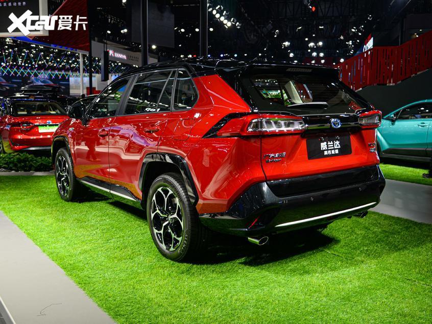 广汽丰田2021款威兰达 双擎