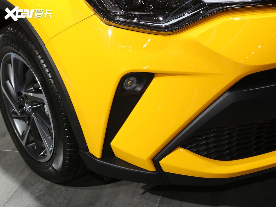 丰田C-HR 双擎