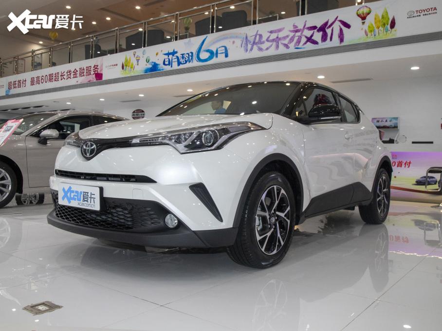 丰田C-HR