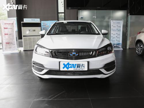 2019款 帝豪新能源 EV500 进取型标准续航版
