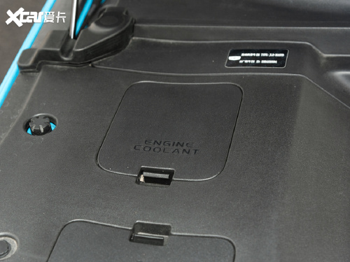 2020款 吉利icon 300T i9 BSG