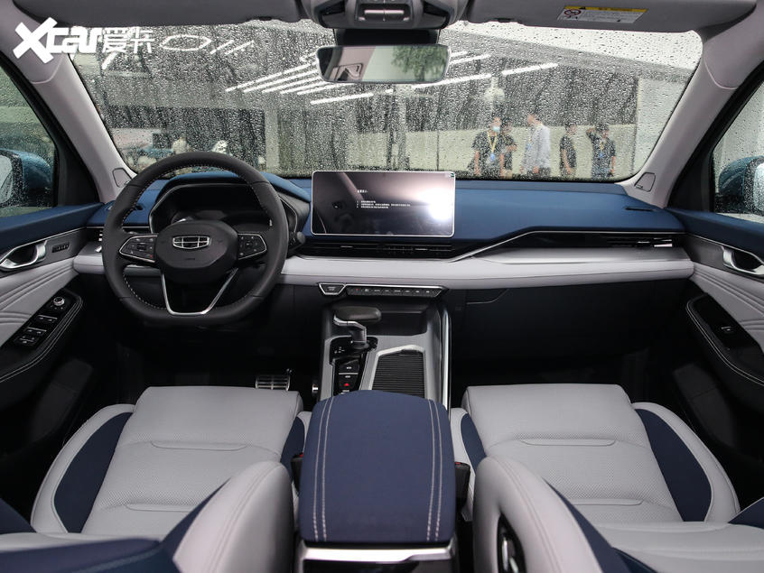 吉利汽车2020款吉利PREFACE