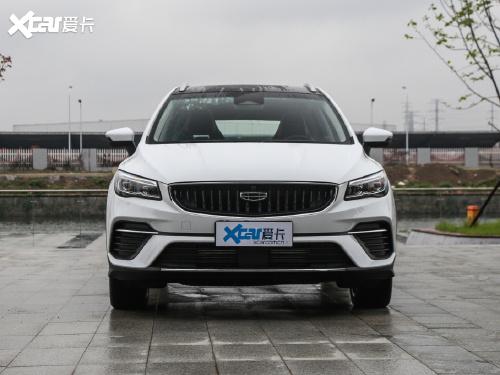 2021款 帝豪S 1.4T CVT旗舰型