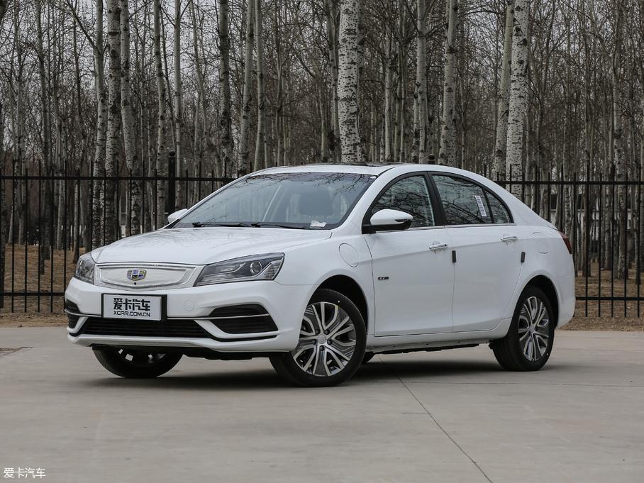 帝豪EV熱賣中 目前售價13.58萬起