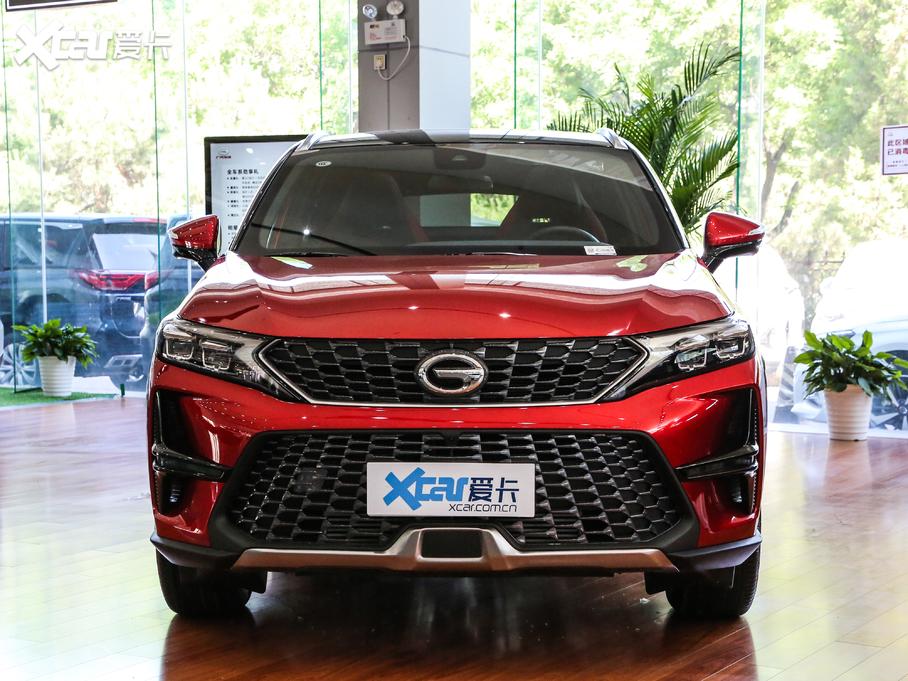 传祺GS4 Coupe13.68万起 目前有现车