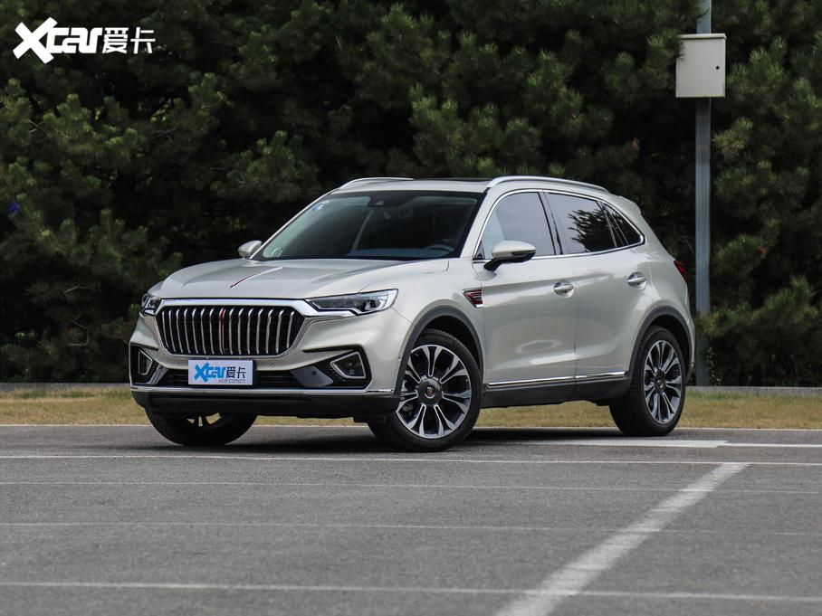 安顺红旗HS5热销中 售价18.38万元起