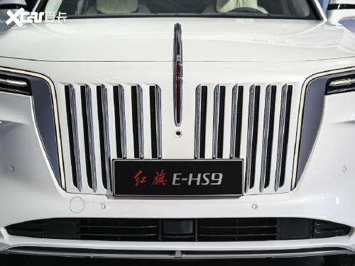 2021款 红旗E-HS9 高配版
