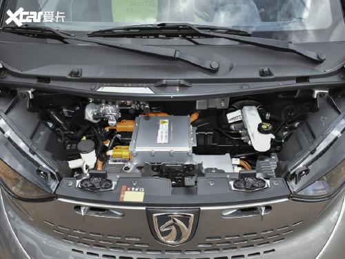 2020款 宝骏E100 305KM 智行版