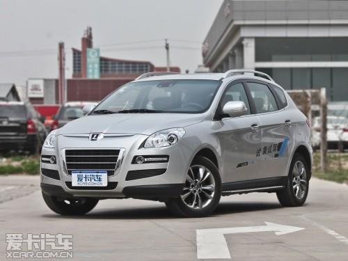 纳智捷 2013款大7 SUV