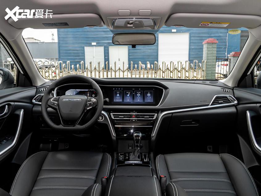 东风启辰2020款启辰T90